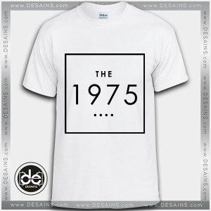 Buy Tshirt White The 1975 Logo Tshirt Womens Tshirt Mens Tees Size S-3XL