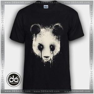 Buy Tshirt Panda Drip Art Tshirt Womens Tshirt Mens Tees Size S-3XL