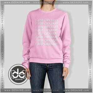 Buy Sweatshirt 1 800 Crybaby Sweater Womens and Sweater Mens