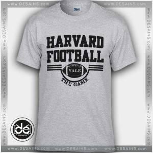Buy Tshirt Harvard Football Tshirt Womens Tshirt Mens Tees Size S-3XL