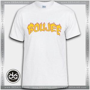 Buy Tshirt On Fire Boujee Tshirt Womens Tshirt Mens Tees Size S-3XL