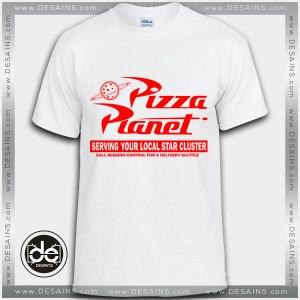 Buy Tshirt Pizza Planet Logo Tshirt Womens Tshirt Mens Tees Size S-3XL