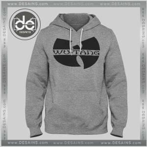 Buy Hoodies Wu-Tang Black logo Hoodie Mens Hoodie Womens Adult Unisex