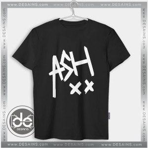 Buy Tshirt Ashton Irwin Ash Signature Tshirt Womens Tshirt Mens Tees Size S-3XL