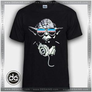 Buy Tshirt DJ Yoda Star Wars Tshirt Womens Tshirt Mens Tees Size S-3XL
