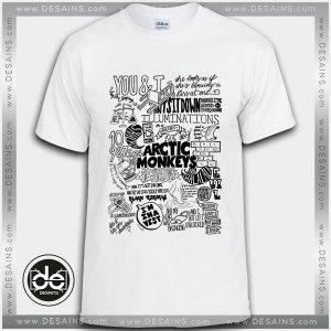 Buy Tshirt Arctic Monkeys Suck It And See Tshirt Womens Tshirt Mens Tees Size S-3XL