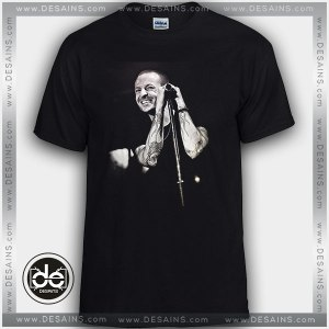 Best Tee Shirt Chester Bennington tmus15 Custom T-Shirt Review