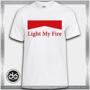 Best Tee Shirt Light My Fire The Doors Custom T-Shirt Review