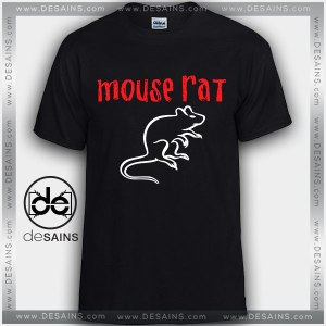 Cheap Graphic Tee Shirts Mouse Rat Band On Sale