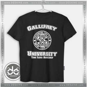 Cheap Tee Shirt Dress Gallifrey Doctor Who Tshirt