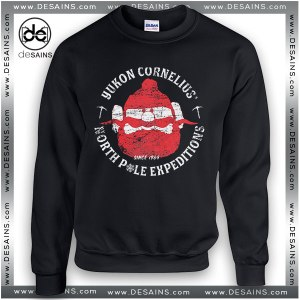 Cheap Ugly Christmas Sweater Yukon Cornelius North Pole Expeditions