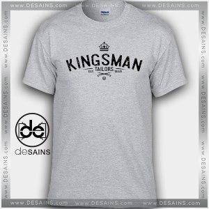 Cheap Graphic Tee Shirts Kingsman Tailor Tshirt on Sale