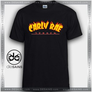 Cheap Graphic Tee Shirts Thrasher Carly Rae Tshirt Size S-3XL