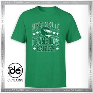Cheap Graphic Tee Shirts Super Bowl Champions Philadelphia Eagles