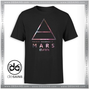 Buy Tshirt 30 Seconds To Mars Nebula