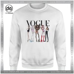 Cheap Graphic Sweatshirt Vogue Spice Girls Sweater On Sale