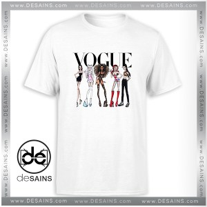 Cheap Graphic Tee Shirts Vogue Spice Girls Tshirt on Sale