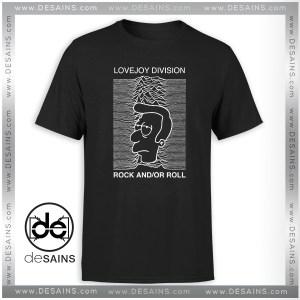 Cheap Tshirt Love Joy Division Simpsons