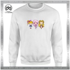 Cheap Graphic Sweatshirt Lil CutiEs Eighties Ladies Cartoon