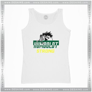 Cheap Graphic Tank Top Humboldt Broncos Strong Logo