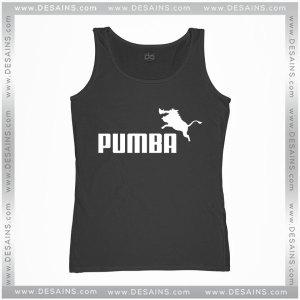 Cheap Graphic Tank Top Pumba Logo Puma Parody