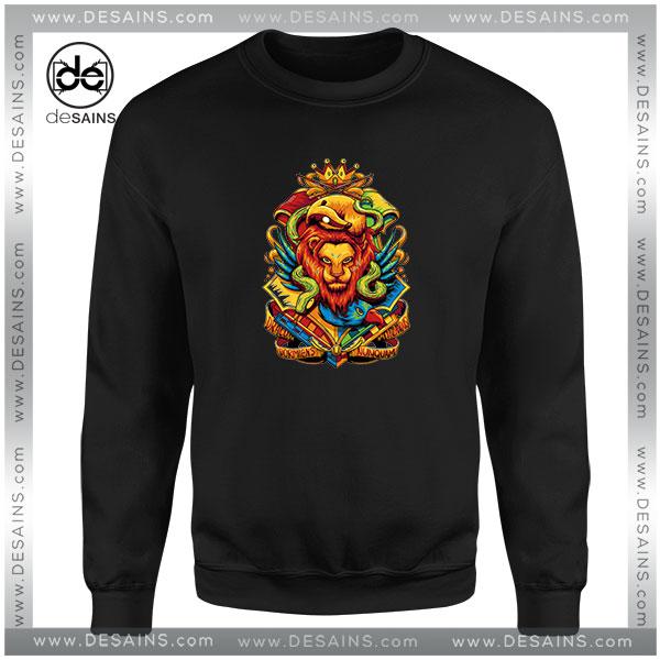 Cheap Sweatshirt Hogwarts Houses Harry Potter