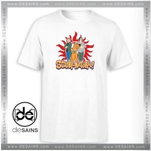 Cheap Tshirt Supernatural Scooby Doo