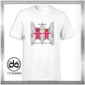 Tee Shirt Friends Marshmello Single Tee Shirt Size S-3XL