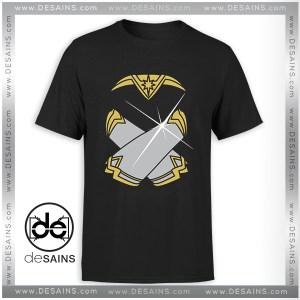 Tee Shirt Power Bracelets Wonder Woman Tee Shirt Size S-3XL