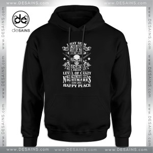 Cheap Graphic Hoodie Veteran Day Dont Mess with my Daughter