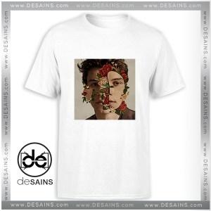Cheap Graphic Tee Shirt Shawn Mendes 2018 Album Cover Size S-3XL