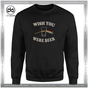 Buy Cheap Sweatshirt Pink Freud Wish You Were Beer Size S-3XL