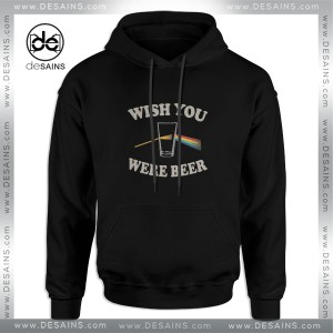 Cheap Graphic Hoodie Pink Freud Wish You Were Beer Size S-3XL
