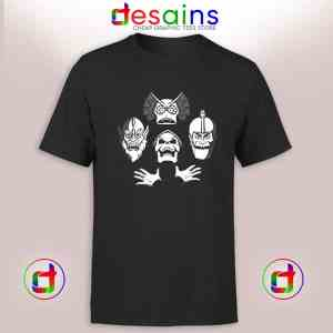 Tshirt Bo He Man ian Rhapsody Skeletor Masters Of The Universe