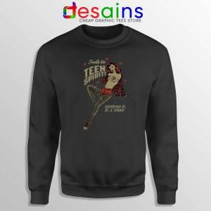 Buy Sweatshirt Smells Like Teen Spirit Girl Nirvana Black