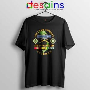 Buy Tee Shirts Vietnam Combat Infantry Cheap Tshirt Veterans Day