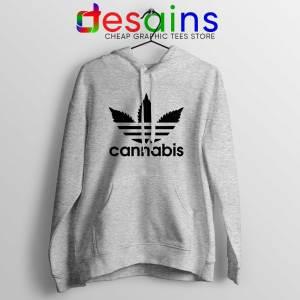 Hoodie Cannabis Leaf Adidas Cheap Hoodies Funny Parody Size S-3XL