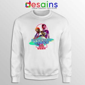 Lil Uzi Vert Eternal Atake Sweatshirt American Rapper Crewneck S-3XL