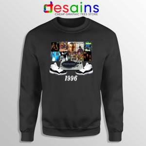 Sweatshirt 1996 Hip Hop Jordans Crewneck Size S-3XL