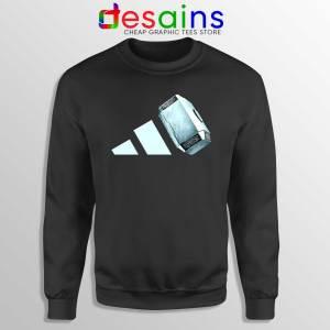 Sweatshirt Thor Mjolnir Hammer Adidas Sweater The Avengers Endgame