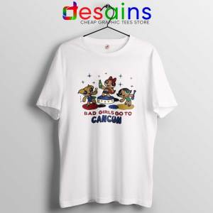 Bad Girls Go to Cancun Tee Shirt The Powerpuff Girls Tshirt