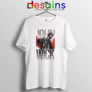 Best Tshirt John Wick Chapter 3 Parabellum Size S-3XL Review
