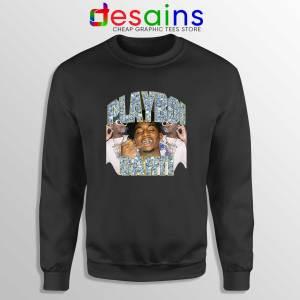 Buy Sweatshirt Playboi Carti Vintage Hip Hop Sweater Playboi Carti Merch