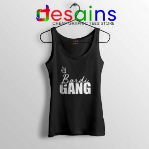 Tank Top Bardi Gang Merch Cardi B Unofficial Clothing Line Shop