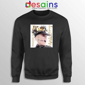 Beautiful Deep Pink Black Sweatshirt 2019 Tour P!nk Beautiful Trauma Sweater