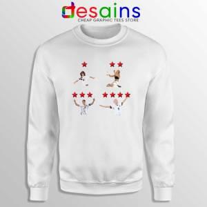 Megan Rapinoe USWNT 4 Stars Sweatshirt USWNT Sweater Unisex