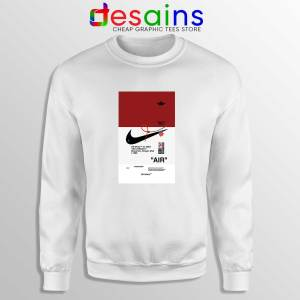 Off White Shoes Air 85 Sweatshirt Buy Sweater OffWhite Clothes