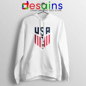 Rapinoe USA Soccer Women Hoodie Buy Hoodies Megan Rapinoe