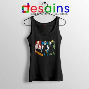 Blood and Ice Cream Tank Top Three Flavours Cornetto Cheap Tank Tops