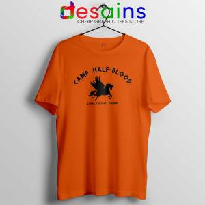 Camp Half Blood Chronicles Tshirt Cheap Movel Series Tee Shirts